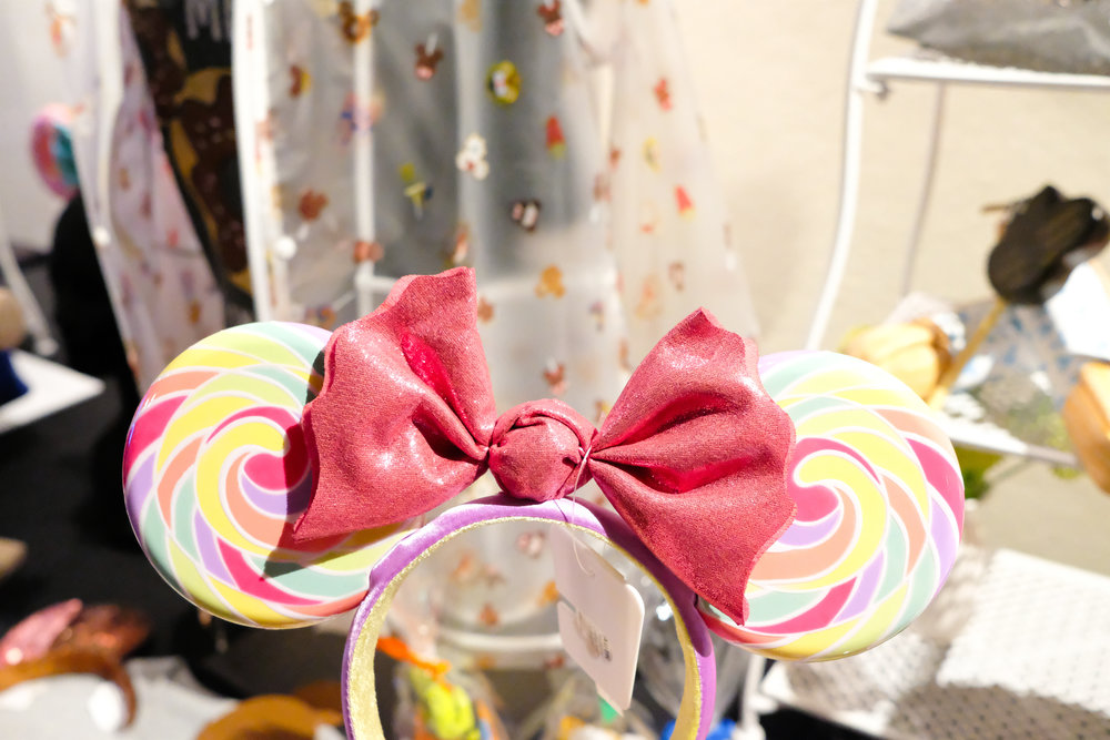 New Lollipop Ears coming to Disney Parks!