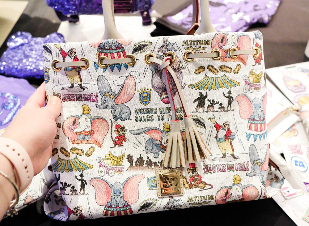 Dumbo Dooney & Bourke coming to Disney Parks