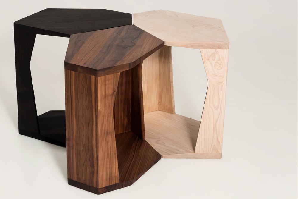 ATN SIDE TABLE/STOOL -