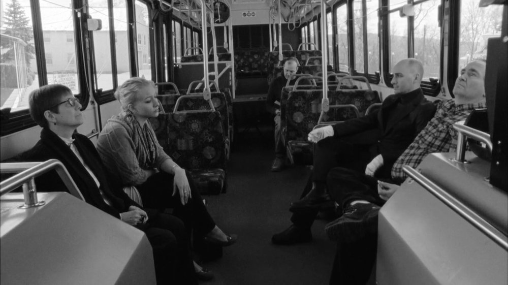 THE OBSERVATORY We follow a writer on a bus ride, which turns out to be one of the most fantastical experiences he has ever had. He meets various characters and witnesses their developing personalities, including a bus driver who calls himself Eddy. Directed by Daniel V. Masciari