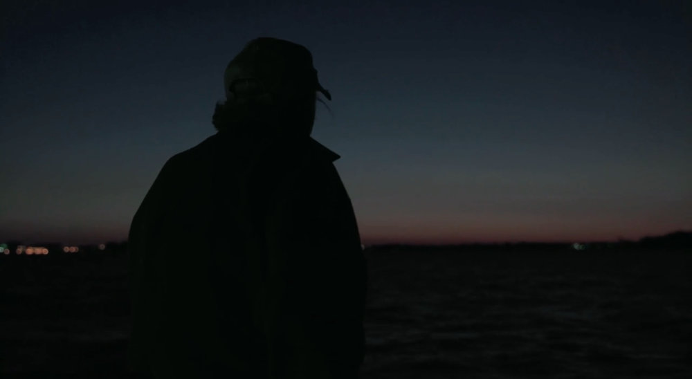 WATERMAN  A Hemmingway style portrait of a man and his relationship with the Chesapeake Bay.   Directed by  Jessica Jacklin