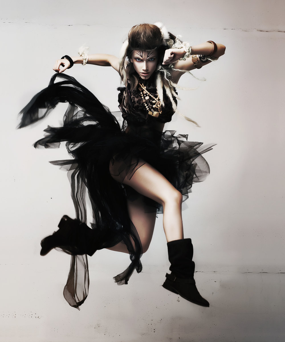 SHE is wild -