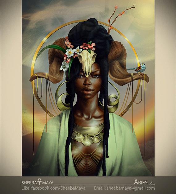 Artwork: Sheba Maya