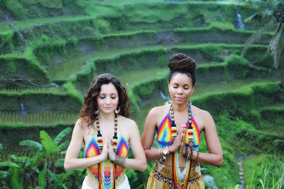 Veronica Ruiz and Naima Woodson   Holistic Goddess Retreats was born out of CreatHers Veronica Ruiz and Naima Woodson – spiritual sisters and friends who share a love of sacred travel, exploration, healing, nature, sisterhood and holistic teachings. Their beautiful and life-altering travel journey's provide a unique opportunity for women to vacation in a meaningful way, to some of the most sacred destinations on Earth. Holistic Goddess Retreats destinations, accommodations, excursions, meals, and experiences are thoughtfully chosen to provide each guest with the most soul soothing goodness.