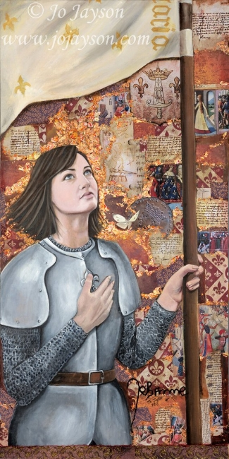 JEANNE D'ARC MAID OF ORLEANS