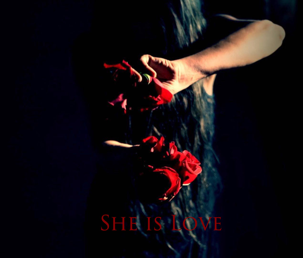 Rose Embodiment by: Kira Kushnirova Photo by: Dakina