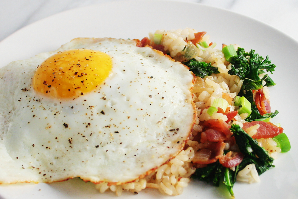The City Skillet | Breakfast Fried Rice