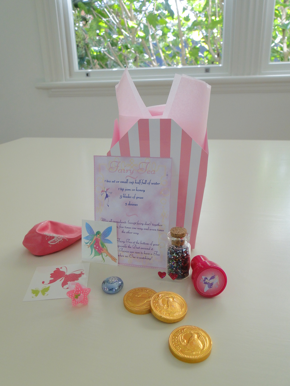 Fairy Goodie Bag