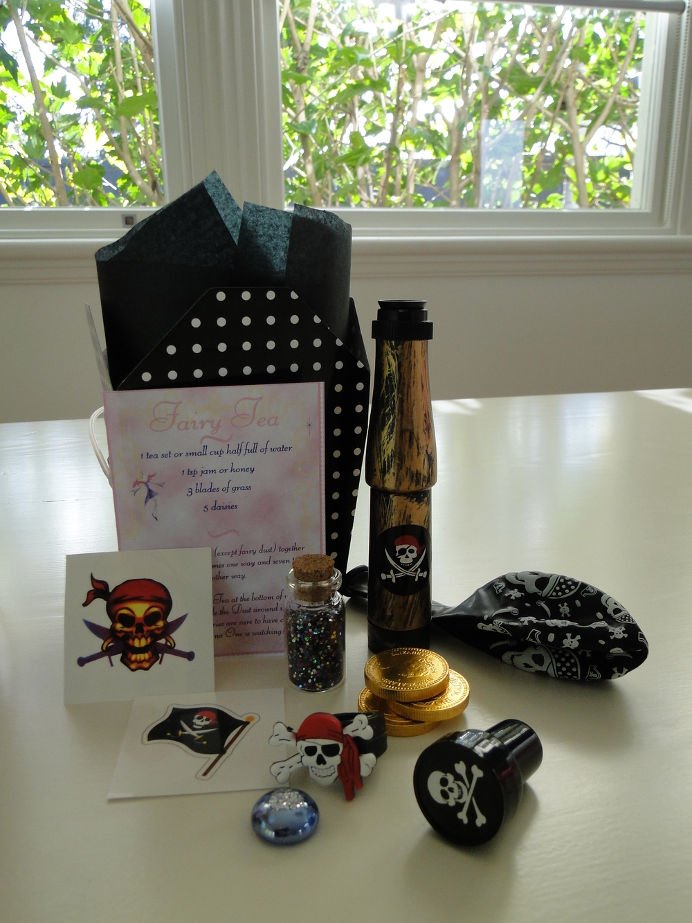 Pirate Goodie Bag
