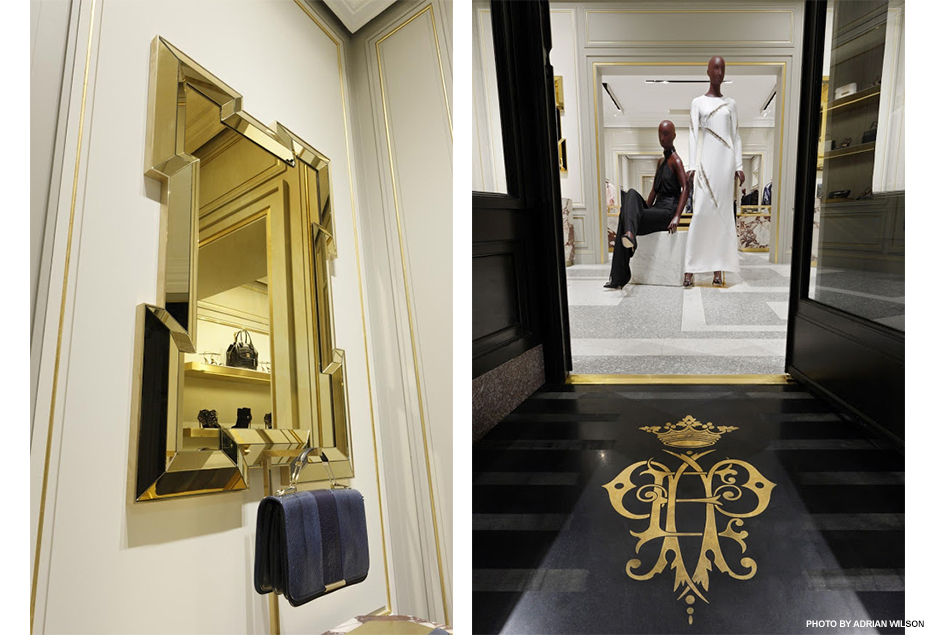 Emilio Pucci's NY Flagship