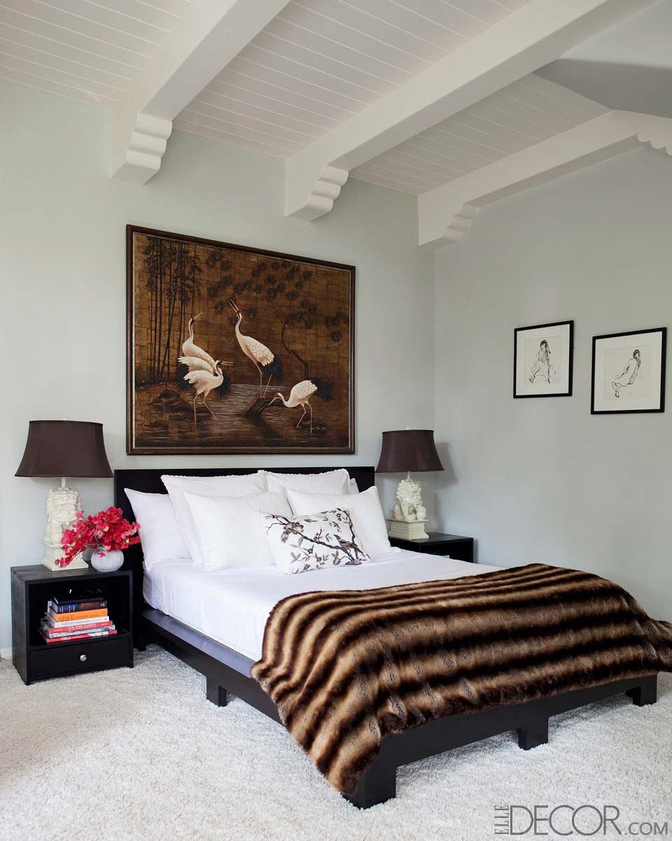 Janie Bryant's LA Home, Elle Decor
