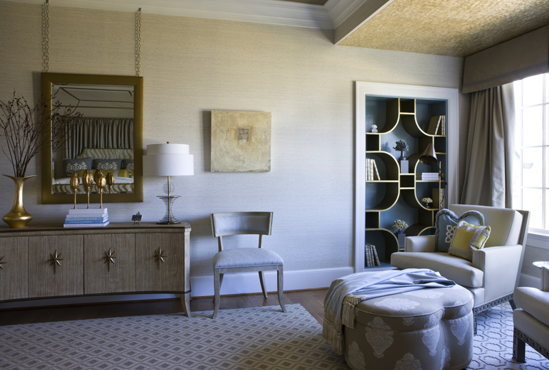 Master Bedroom by Susan Jamieson, DC Design House 2013