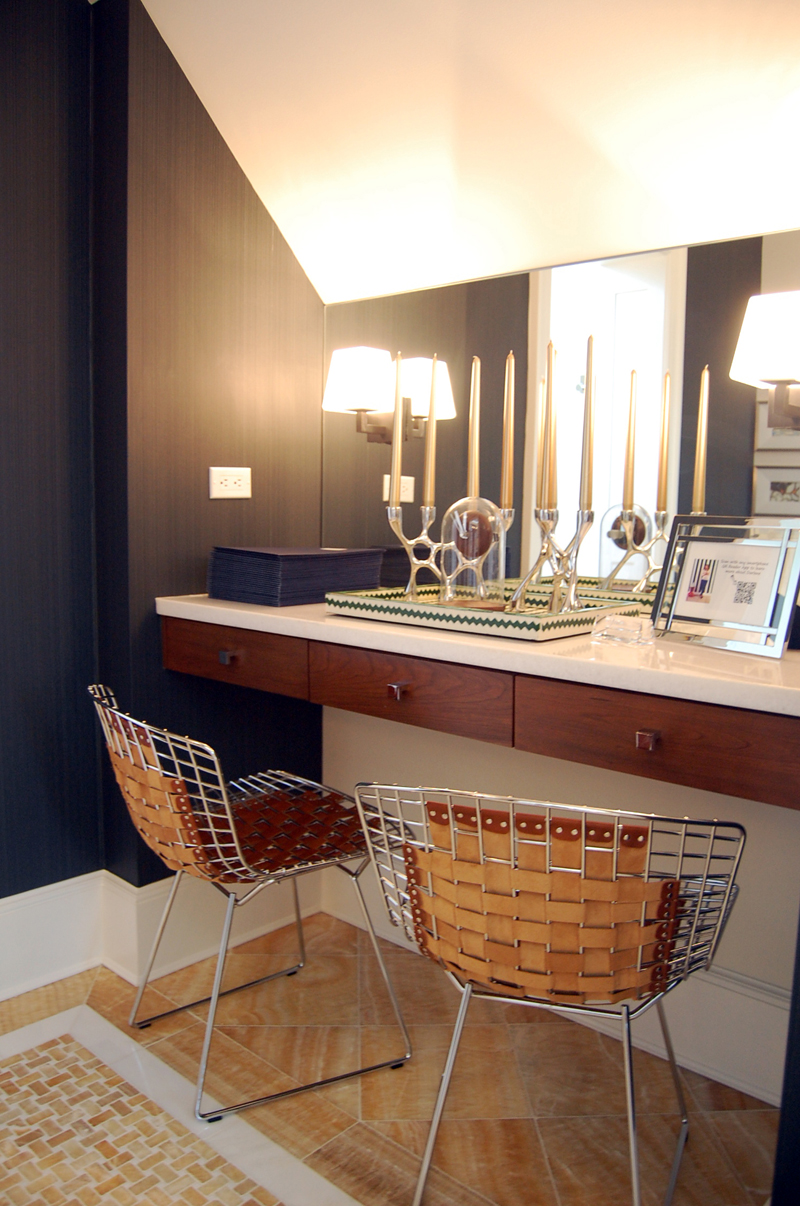 Master Bathroom by Darlene Molnar, DC Design House 2013