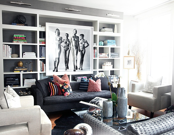 New York Apartment by Jordan Carlyle