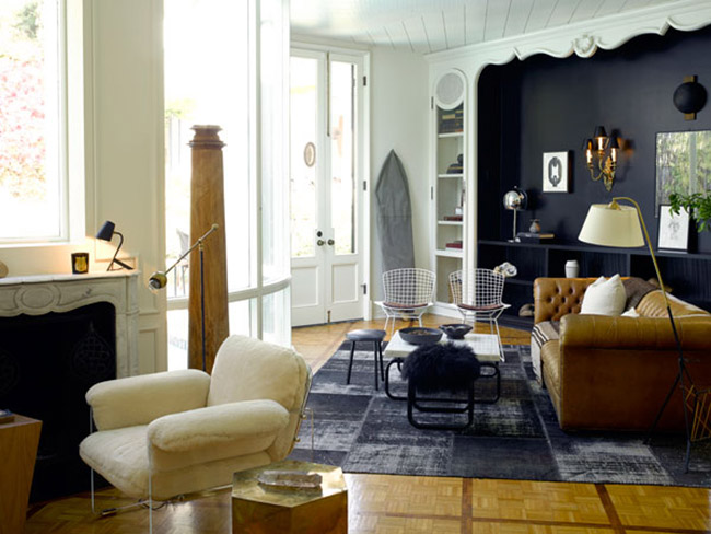 L.A. Home of Nate Berkus and Jeremiah Brent