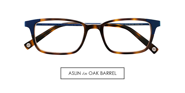 Warby Parker and Architecture for Humanity