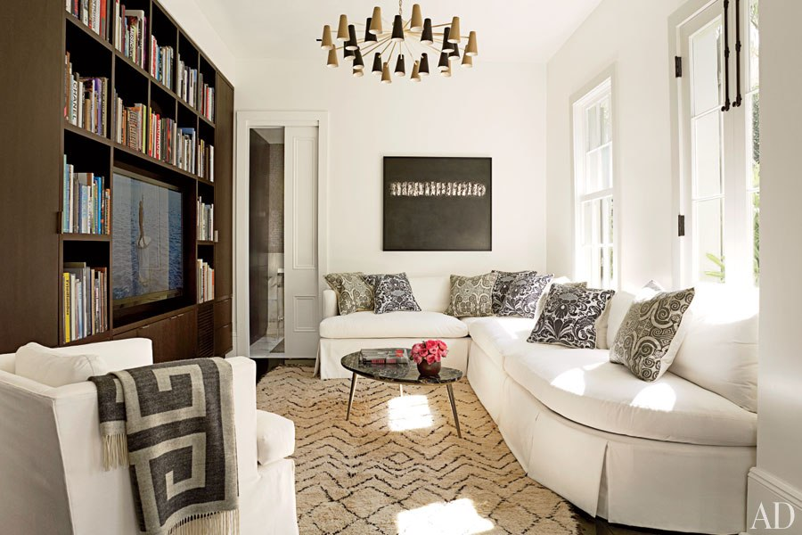 New Orleans home by Lee Ledbetter #interiors #modernglamour