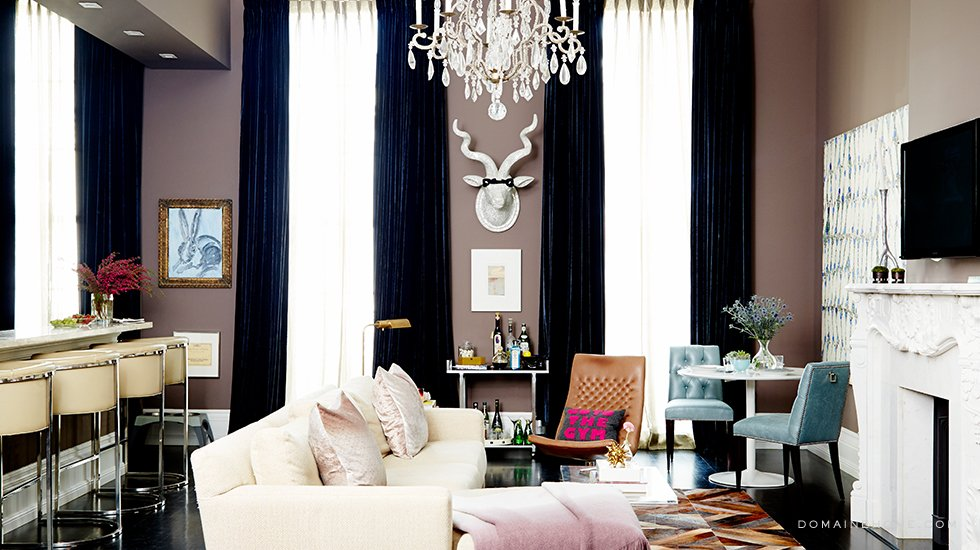 Martine Chaisson's New Orleans Apartment