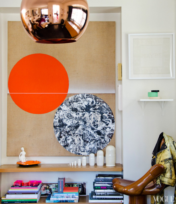 The Eclectic Home of Kyle DeWoody