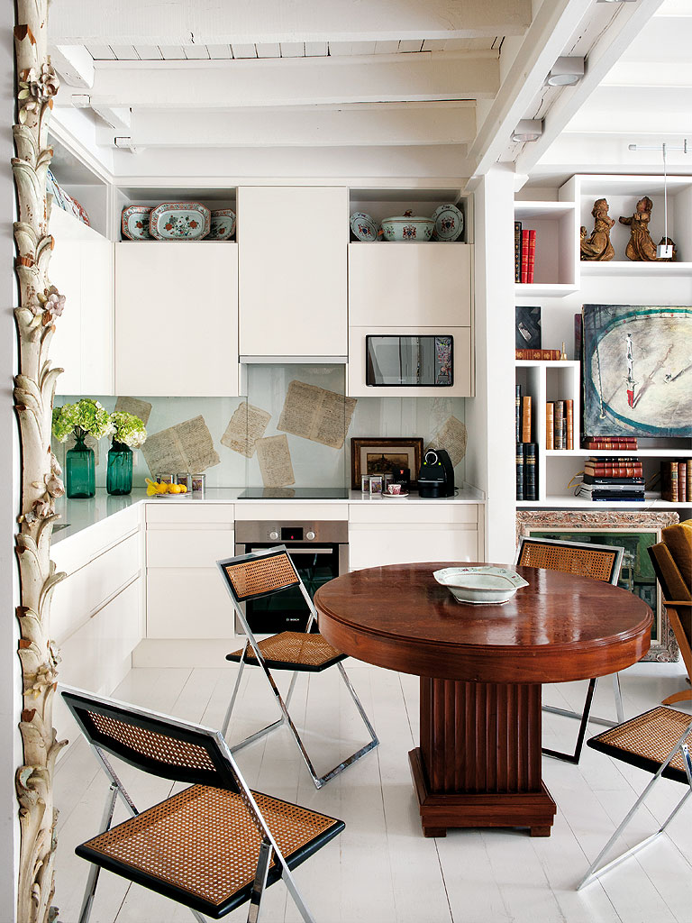 Madrid Apartment by Aimee Joaristi