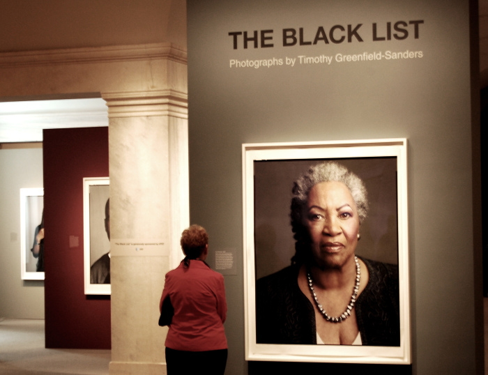 National Portrait Gallery The Black List