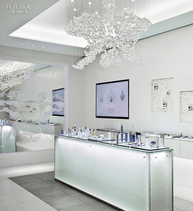 Guerlain Boutique by Peter Marino Architect