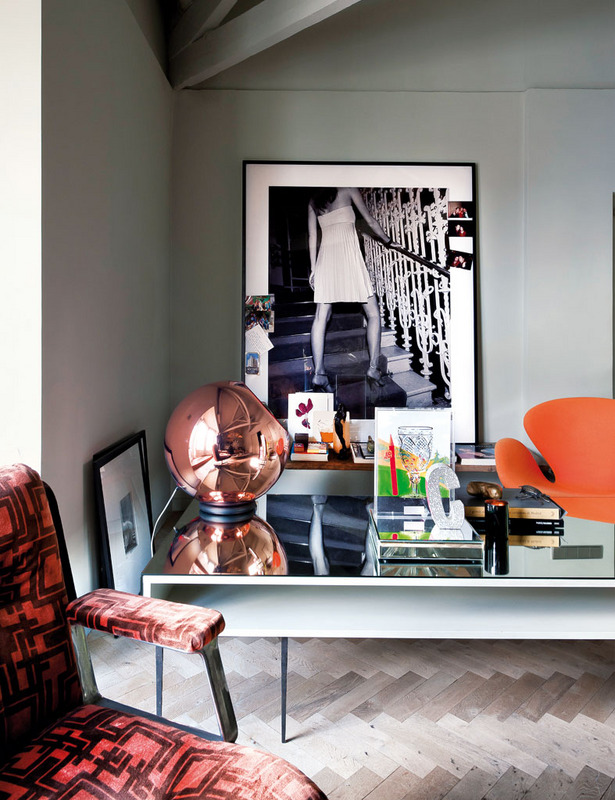Masculine Apartment | Miguel Palacio, Madrid