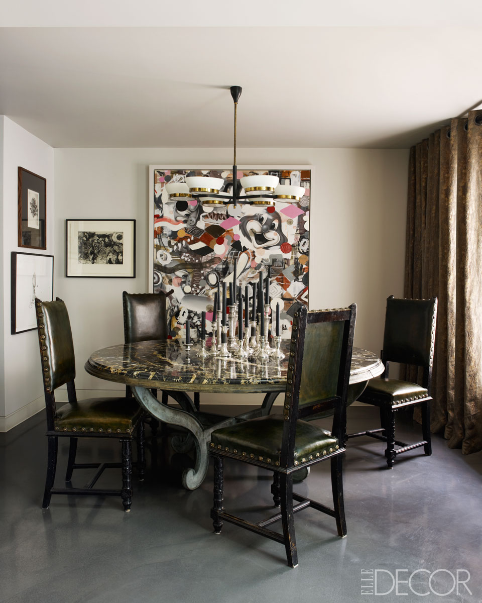 Kim Hersov's London Townhouse
