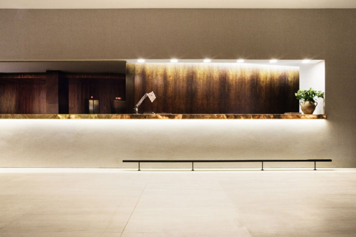 The Square Nine Hotel | Isay Weinfeld