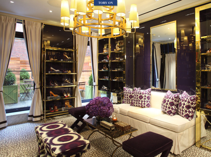 Tory Burch Flagship Store