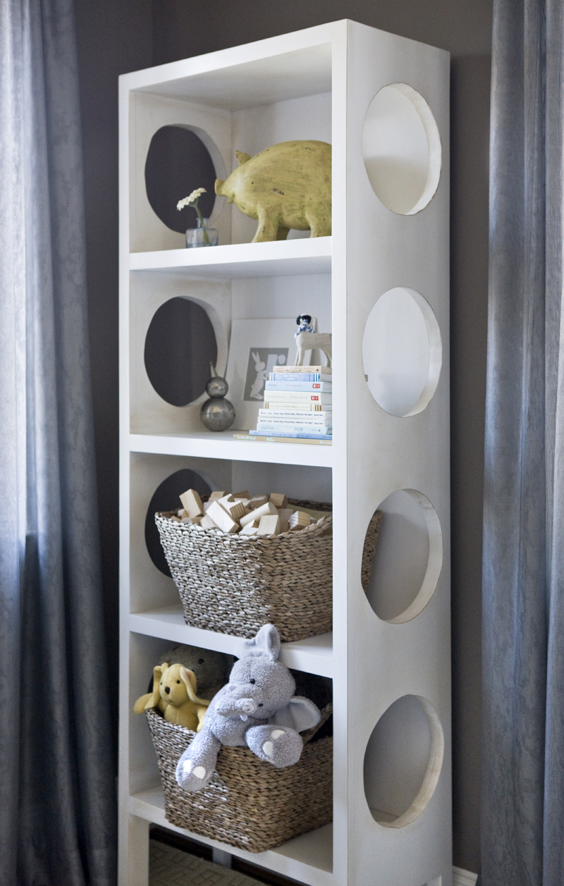 Twins Nursery by Nancy Twomey, DC Design House