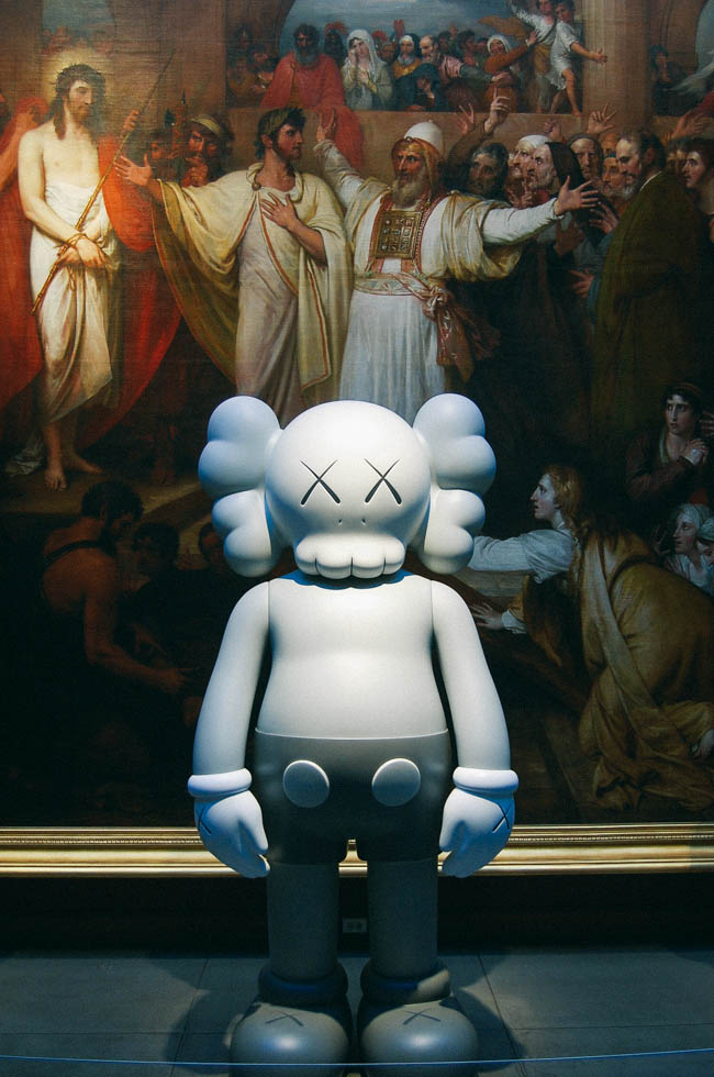 KAWS, Pennsylvania Academy of the Fine Arts