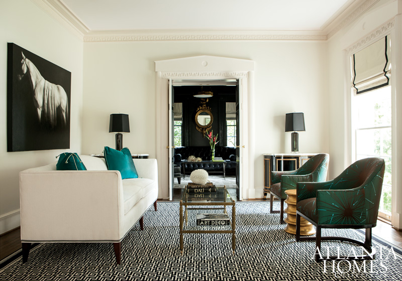Kelly Wearstler Inspired Home By Margaux Interiors