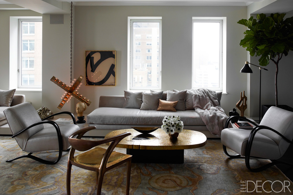 Ivanka Trump NYC Apartment by Kelly Behun