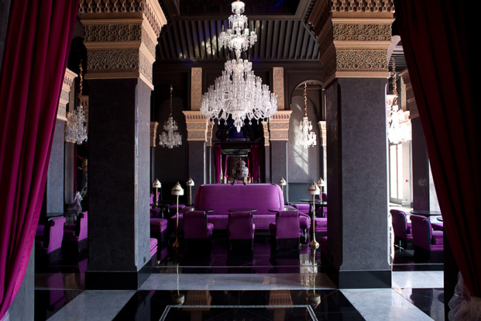 Interiors the selman marrakech by jacques garcia sukio for Hotel design marrakech