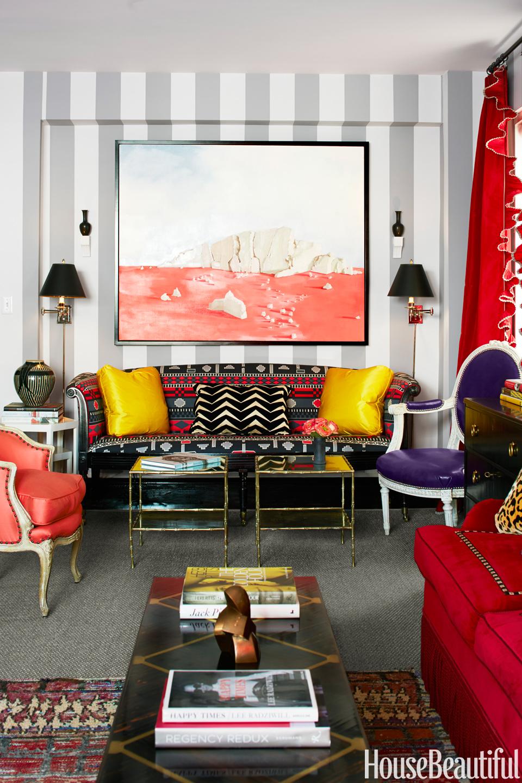 Nick Olsen interiors: a colorful manhattan apartmentnick olsen — sukio