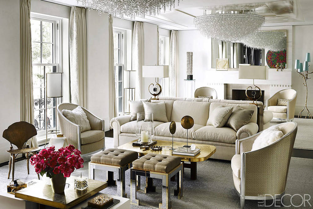 Interiors: An Ultra Glamorous Townhouse by James Aman ... - photo#46