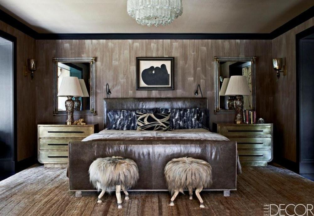 Interiors modern glamour on mercer island sukio design co for Modern glamour interior design