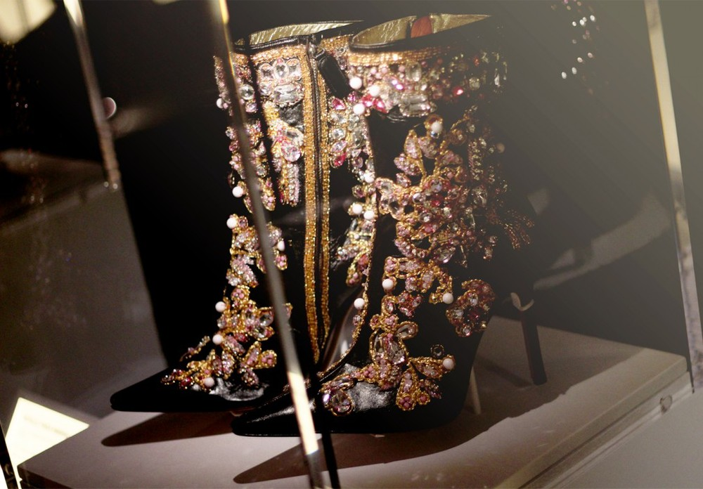 The Glamour of Italian Fashion, V&A Museum