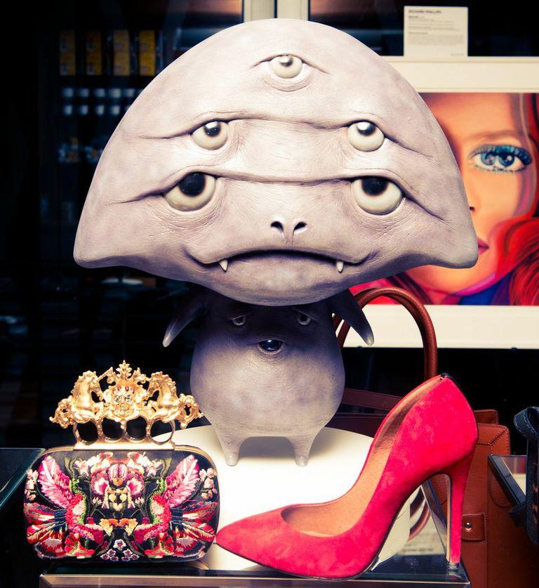 Harper's Bazaar Art Basel Pop-Up