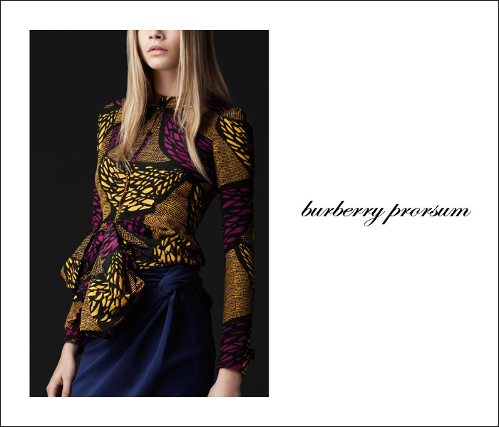 Burberry Prorsum Spring