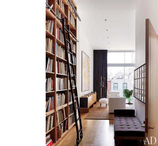 Interiors manhattan townhouse by annabelle selldorf d for Manhattan interior decorators