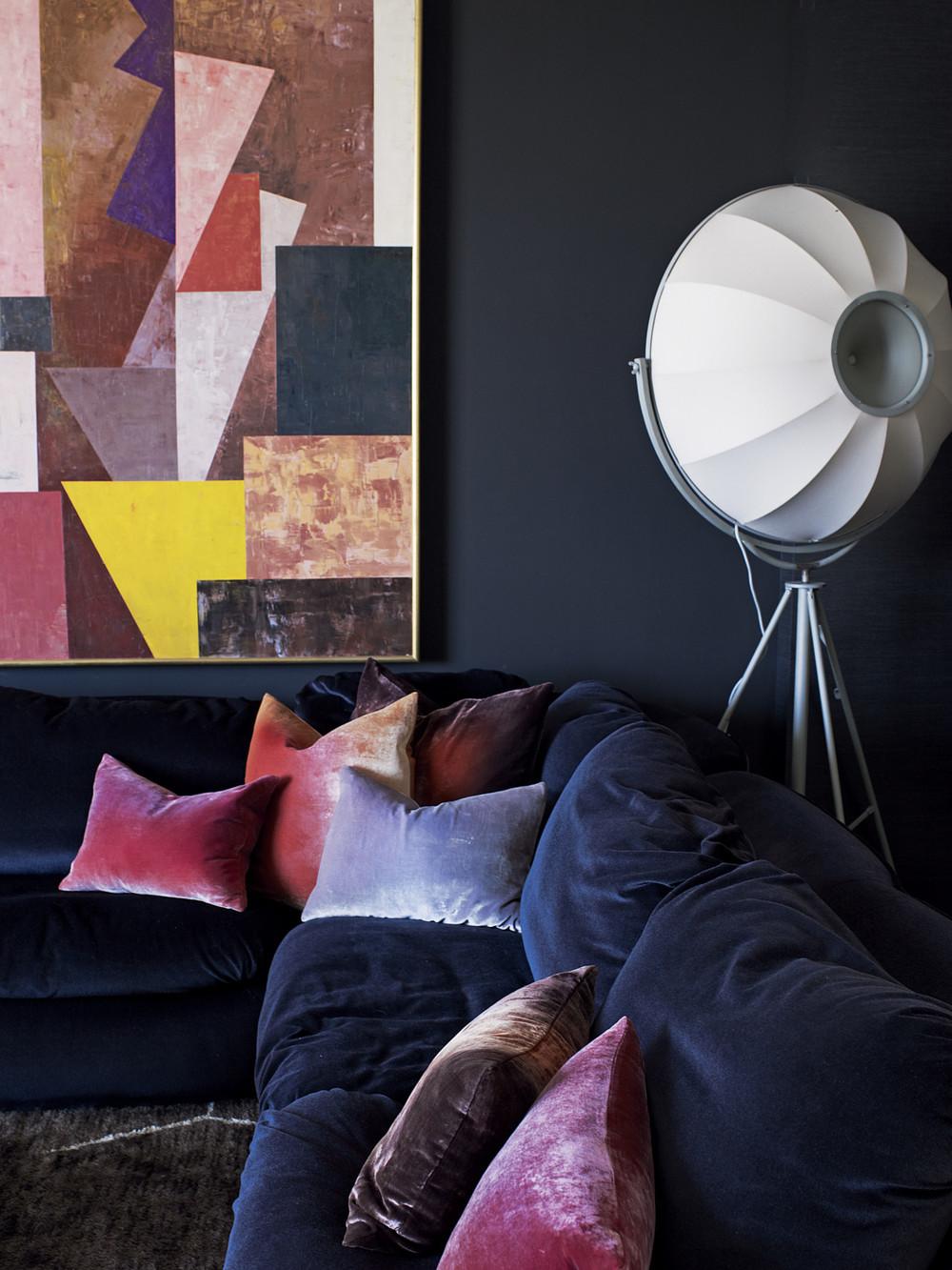 Interiors An Opulent 80 39 S Inspired Home Sukio Design Co