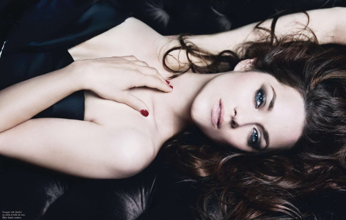 Marion Cotillard Vogue Paris August 2012