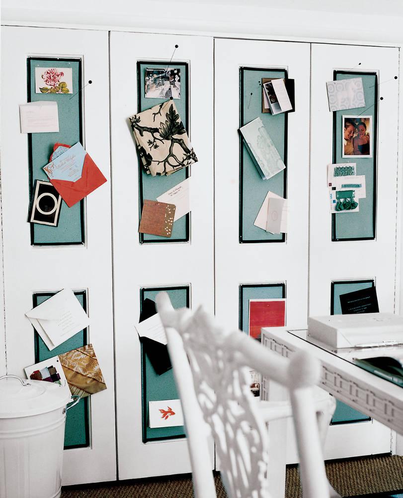 Mary McDonald's L.A. Office, Domino Magazine 2006