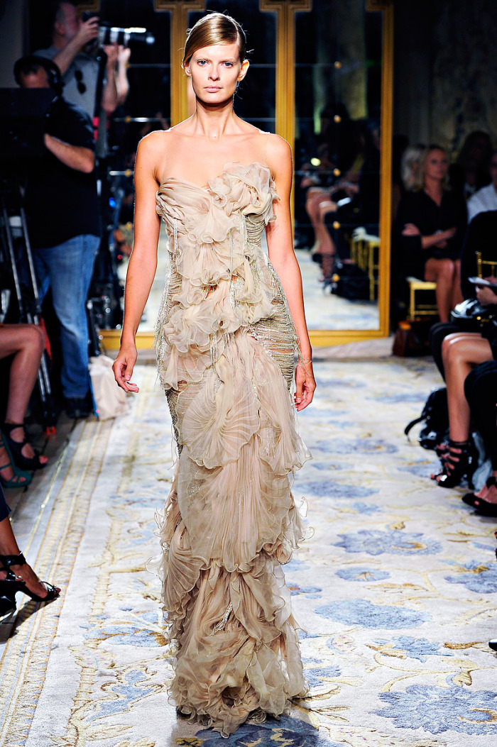 Marchesa New York Fashion Week