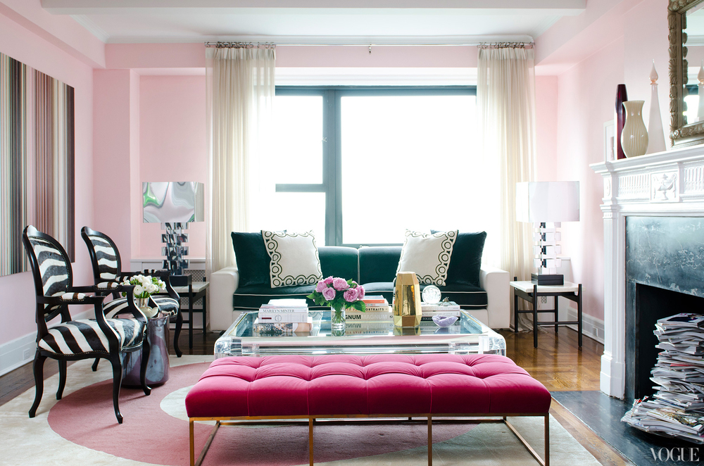Alina Cho New York Apartment | Vogue.com