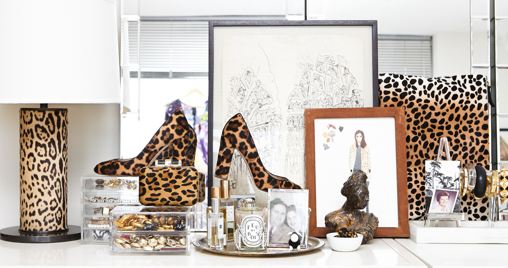 Michelle Adams on The Coveteur