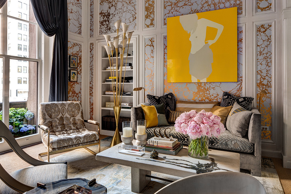 Carrier and Company, Kips Bay Decorator Show House