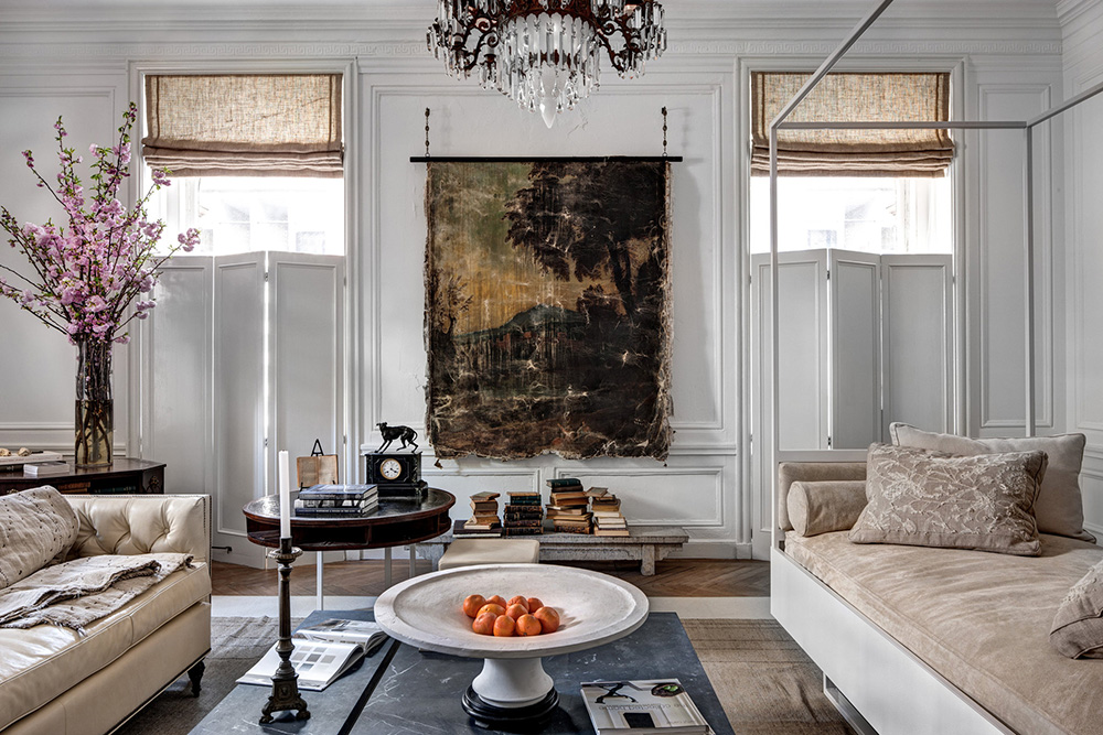 Darryl Carter Inc., Kips Bay Decorator Show House